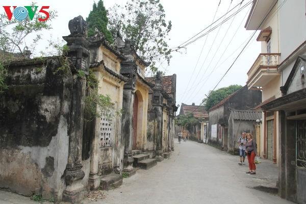 越南北部平原乡村的特征 - ảnh 3