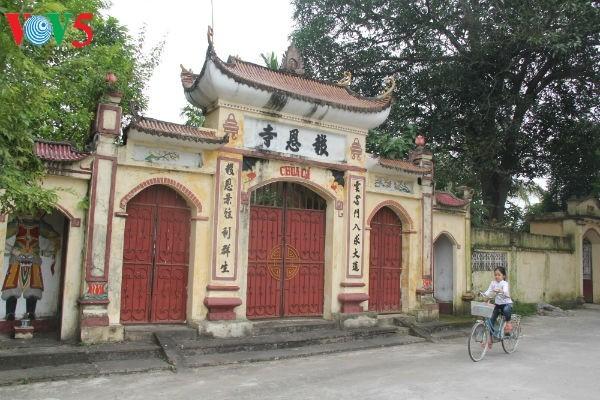 越南北部平原乡村的特征 - ảnh 2