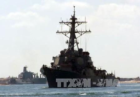 北约加强在黑海的存在 - ảnh 1
