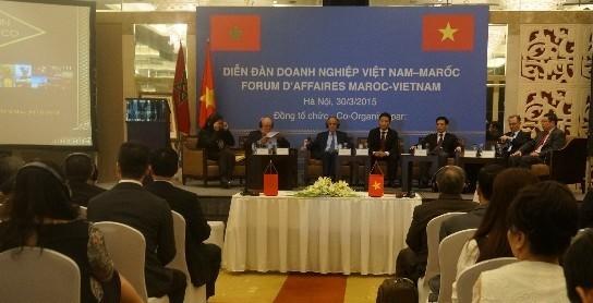 摩洛哥希望加强与越南的多领域关系 - ảnh 1