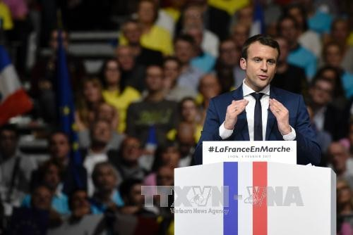 法国总统选举:大多数选民未决定投票给谁 - ảnh 1