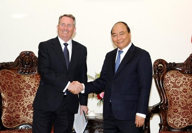 越南将为英资企业投资创造一切便利条件 - ảnh 1