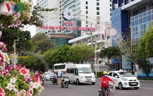 庆和省向亚太经合组织系列会议代表展现当地文化魅力 - ảnh 2