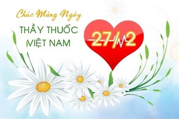 越南举行一系列活动纪念医生节 - ảnh 1