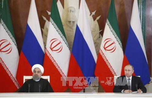 世界在解决叙利亚政治危机上出现分裂 - ảnh 3