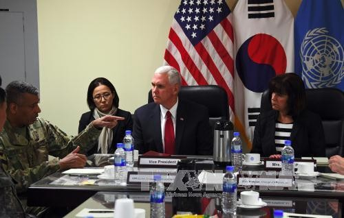 美国暂不考虑对朝鲜采取军事行动 - ảnh 1