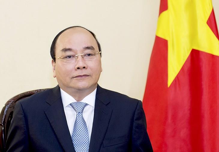 阮春福即将对柬埔寨和老挝进行正式访问 - ảnh 1