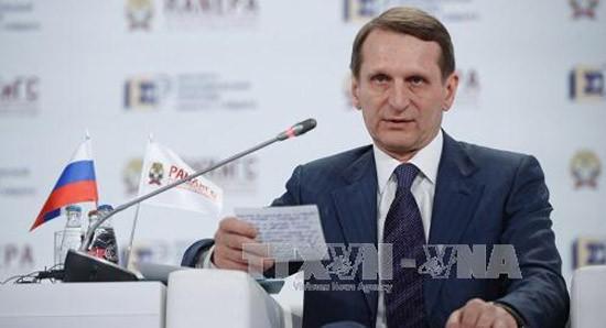 俄罗斯:世界正变得危险 - ảnh 1