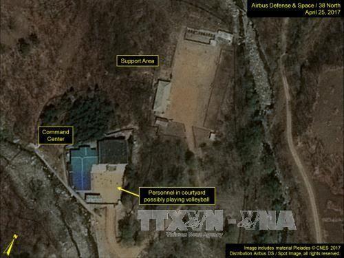 有更多迹象表明朝鲜已恢复核试验场活动 - ảnh 1