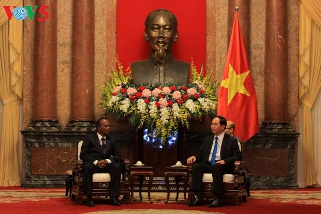 越南与马达加斯加加强在双方优势领域合作 - ảnh 1