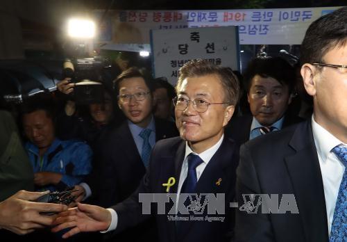 中日韩一致同意在朝鲜问题上保持紧密配合 - ảnh 1
