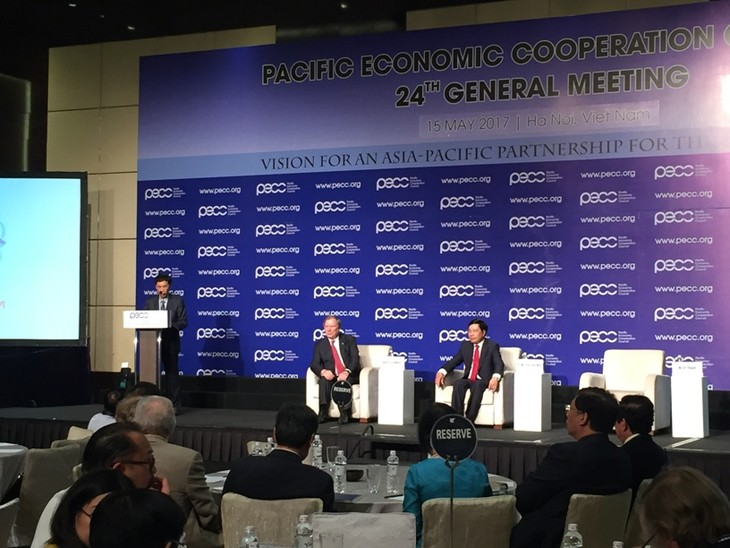 范平明:亚太经合组织的未来就是越南的未来 - ảnh 1