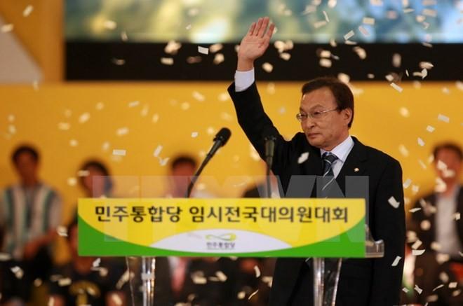 韩国总统特使李海瓒访华讨论重要问题 - ảnh 1