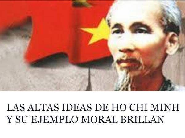 阿根廷媒体歌颂胡志明主席的领导能力 - ảnh 1