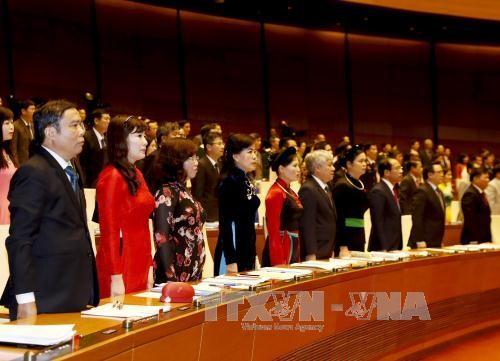 越南政府阐述实现2017年经济发展目标的主要措施 - ảnh 1