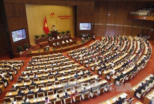 越南政府阐述实现2017年经济发展目标的主要措施 - ảnh 2