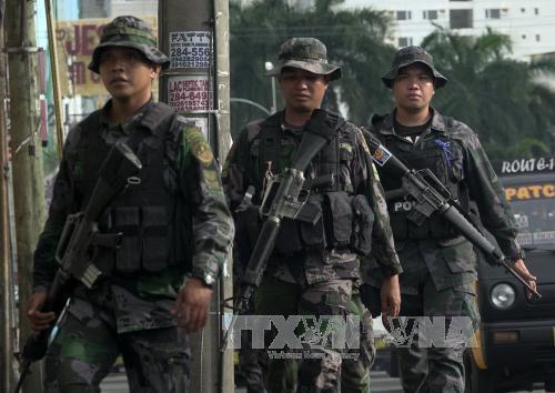 菲律宾大力开展在马拉维市的清剿穆斯林叛军行动 - ảnh 1
