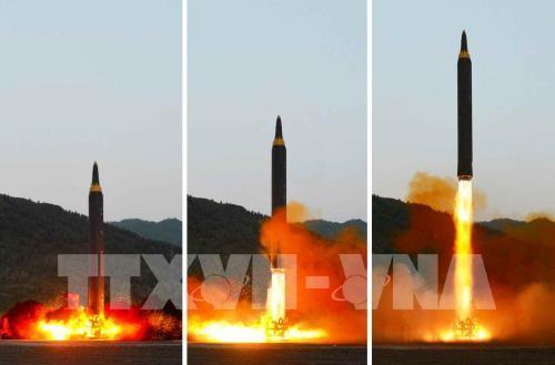 朝鲜再次发射导弹 - ảnh 1