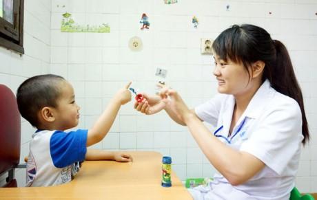 《儿童法》生效 儿童权益得到全面保护 - ảnh 1