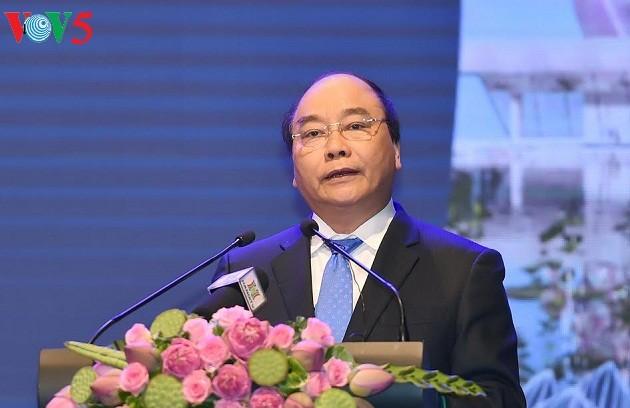 阮春福:创造型政府要把语言化为行动 - ảnh 1