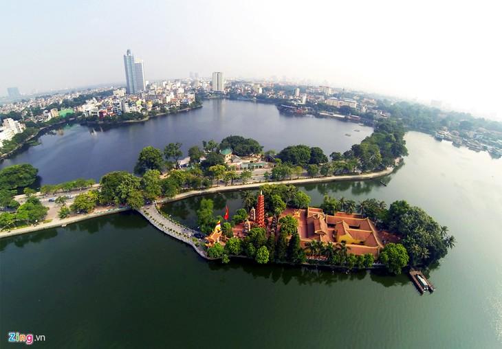 中国越南语专业大学生看越南 - ảnh 2