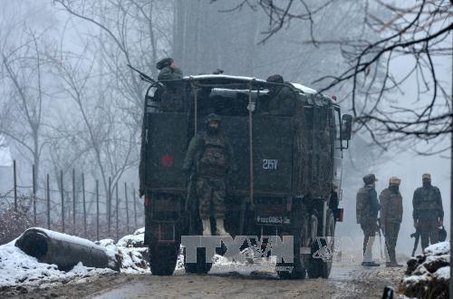 印度和巴基斯坦再次在实际控制线发生激烈交火 - ảnh 1