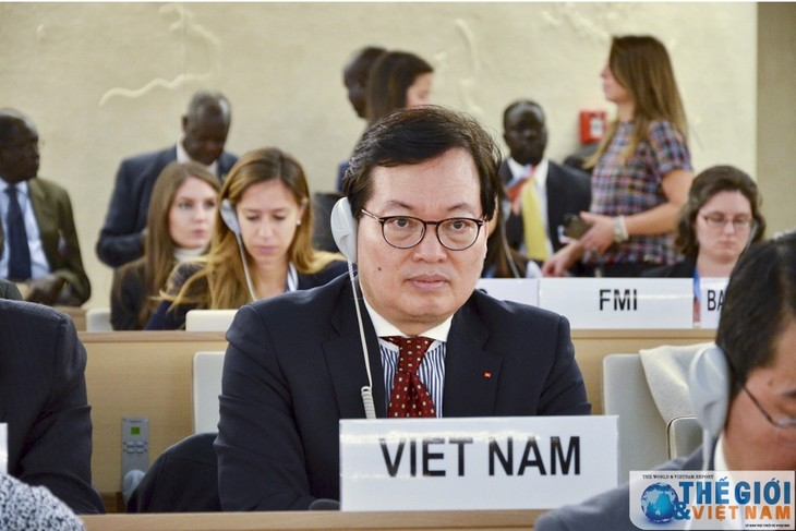 越南当选世界知识产权组织成员国大会主席 - ảnh 1