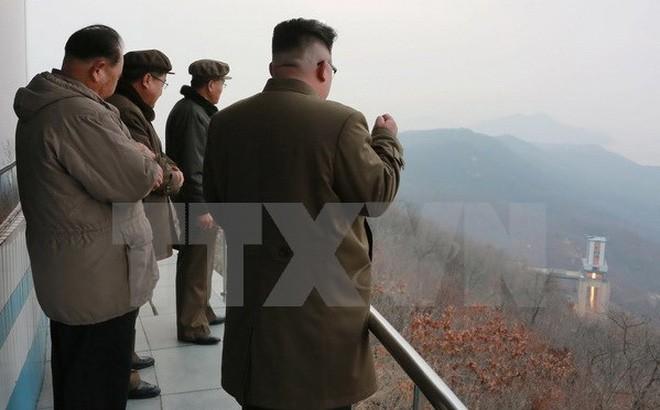 朝鲜面对新制裁压力 - ảnh 2