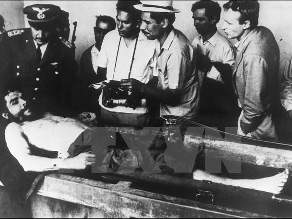 古巴纪念切·格瓦拉牺牲50周年 - ảnh 1