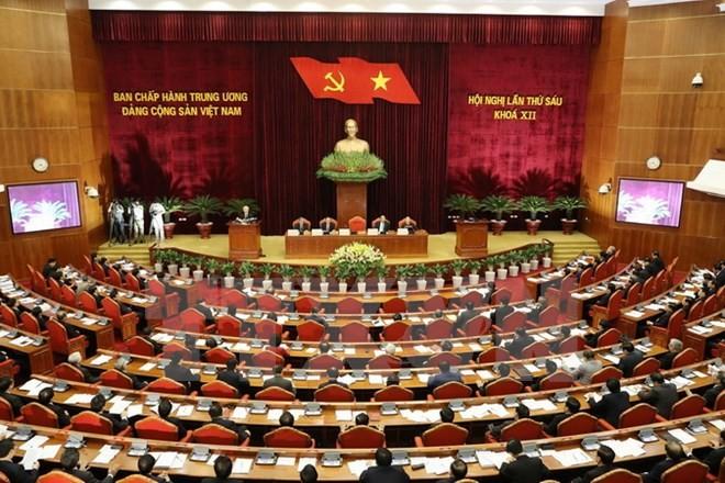 按照越共十二届六中全会精神革新社会团体组织机构 - ảnh 1