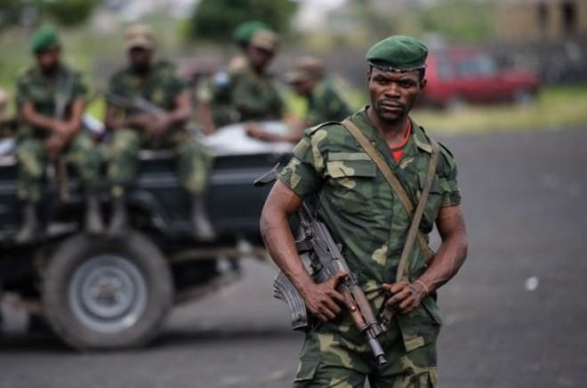 刚果民主共和国发生屠杀事件 - ảnh 1