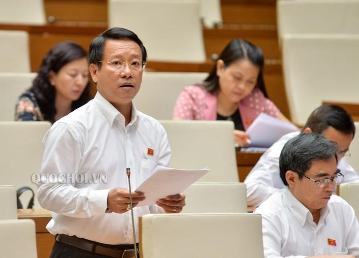 越南第十四届国会第五次会议:进一步加强立法工作 - ảnh 3