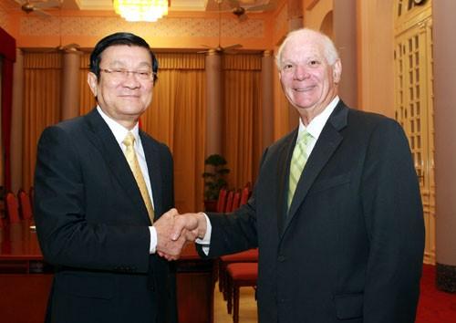 Vietnam, US to boost bilateral ties - ảnh 1