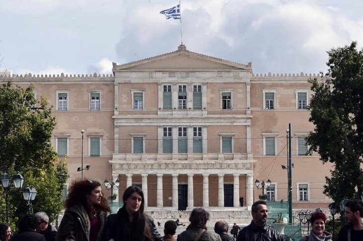 Greece gets half-billion-euro lifeline from the European Stability Mechanism - ảnh 1