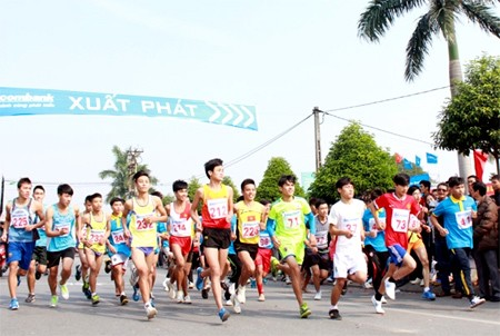 Vietnam Olympic Run Day launched  - ảnh 1