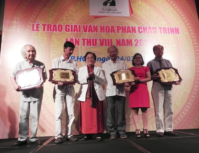 8th Phan Chau Trinh Culture Foundation awards - ảnh 1