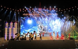40th anniversary of Quang Nam province's Liberation  - ảnh 1