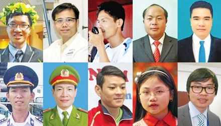 Vietnam's outstanding youths honored  - ảnh 1