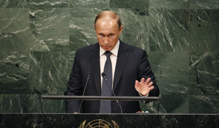 Russian President calls for respecting the UN's authority and legitimacy  - ảnh 1