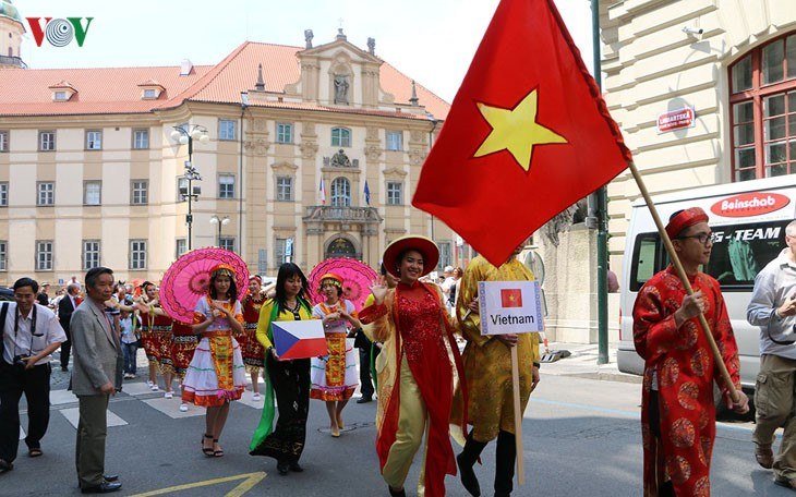 Vietnam's ethnic culture shines in the Czech Republic  - ảnh 1