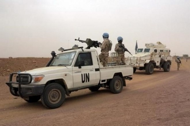 Five UN peacekeepers killed in Mali - ảnh 1
