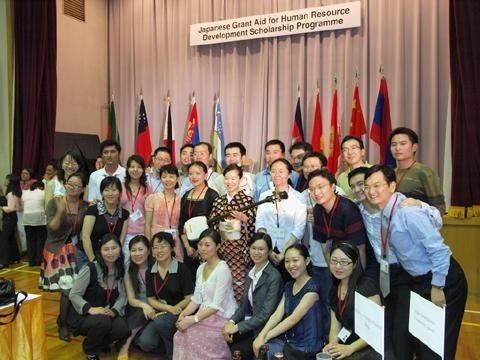Japan provides human resource development scholarships to Vietnamese officials - ảnh 1