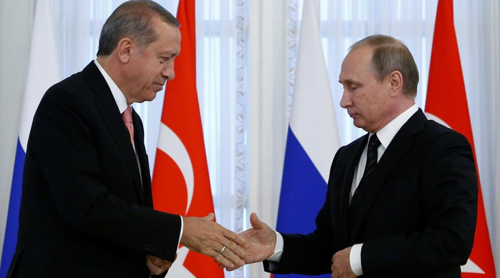 Russia seeks to restore relations with Turkey - ảnh 1