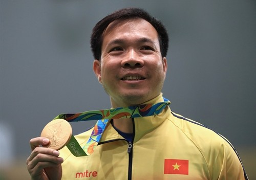 Vietnamese sports team succeeds in the 2016 Olympics - ảnh 1