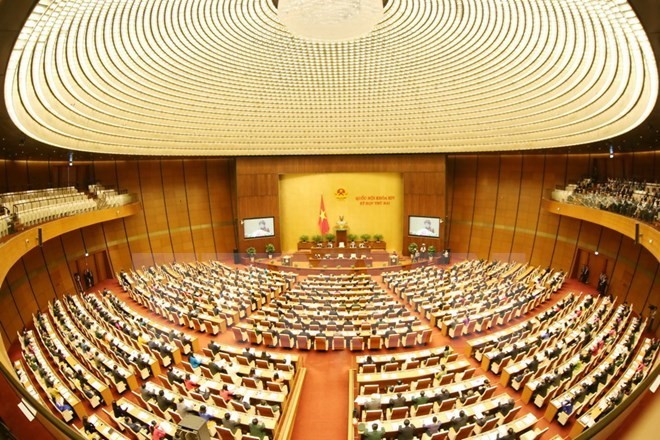 National Assembly deputies hopeful of government's realization of goals - ảnh 1