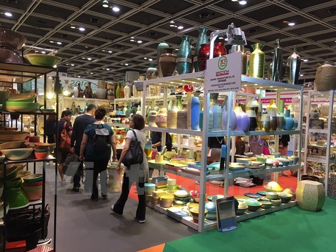 Vietnamese goods on display at Hong Kong MEGA Show - ảnh 1