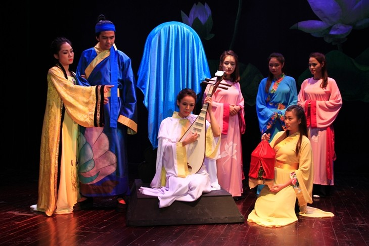 The Tale of Kieu to be staged in November - ảnh 1