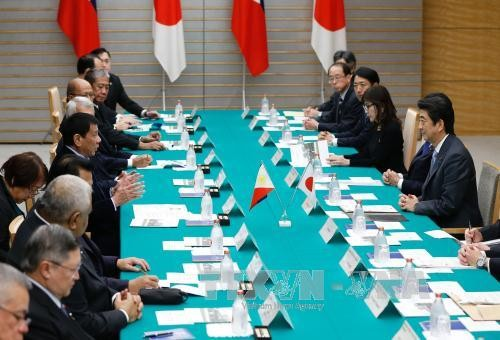 Japan wants further cooperation with the Philippines  - ảnh 1
