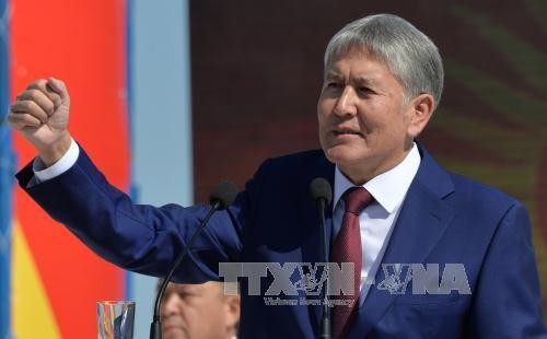 Kyrgyzstan forms new government - ảnh 1