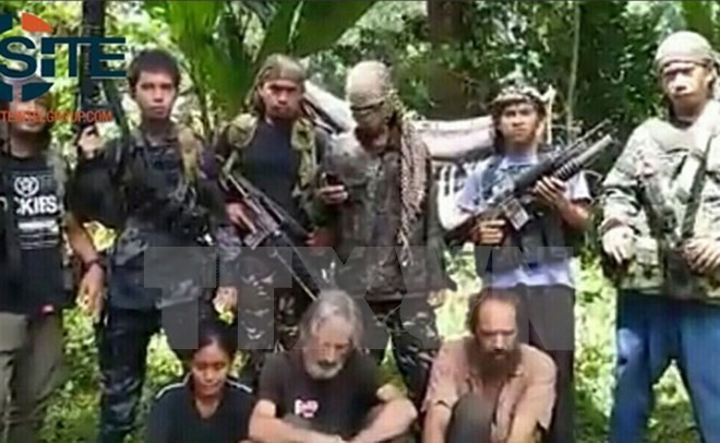 Philippines, Malaysia, Indonesia cooperate in fighting rebels - ảnh 1